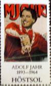 Brevmarke-Adolf-Jahr