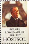 Brevmarke-Holger-Lowenadler