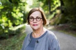 Anna Carlson, ny ordförande i Guldbaggejuryn