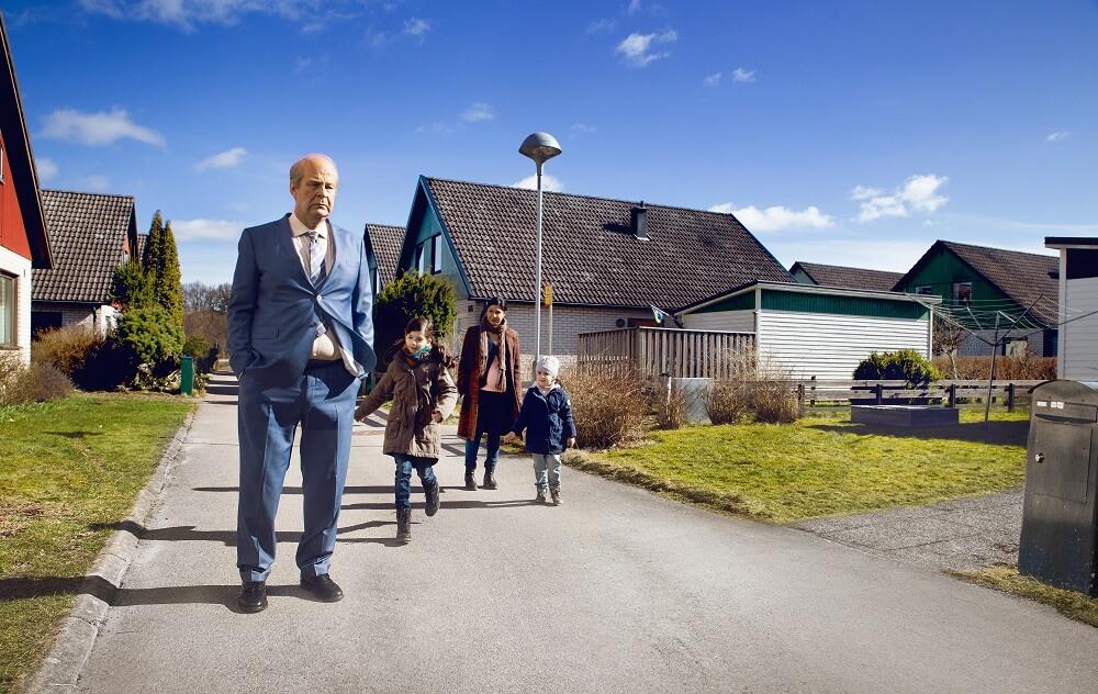 En man som heter Ove Foto: Nordisk Film