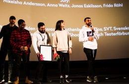 Palestinsk teatergrupp far anna lindh pris