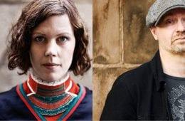 TCO:s kulturpristagare 2020 Amanda Kernell och Kent Wisti